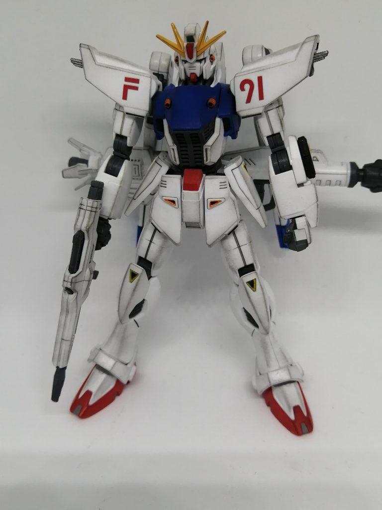 HGUC ガンダム F91