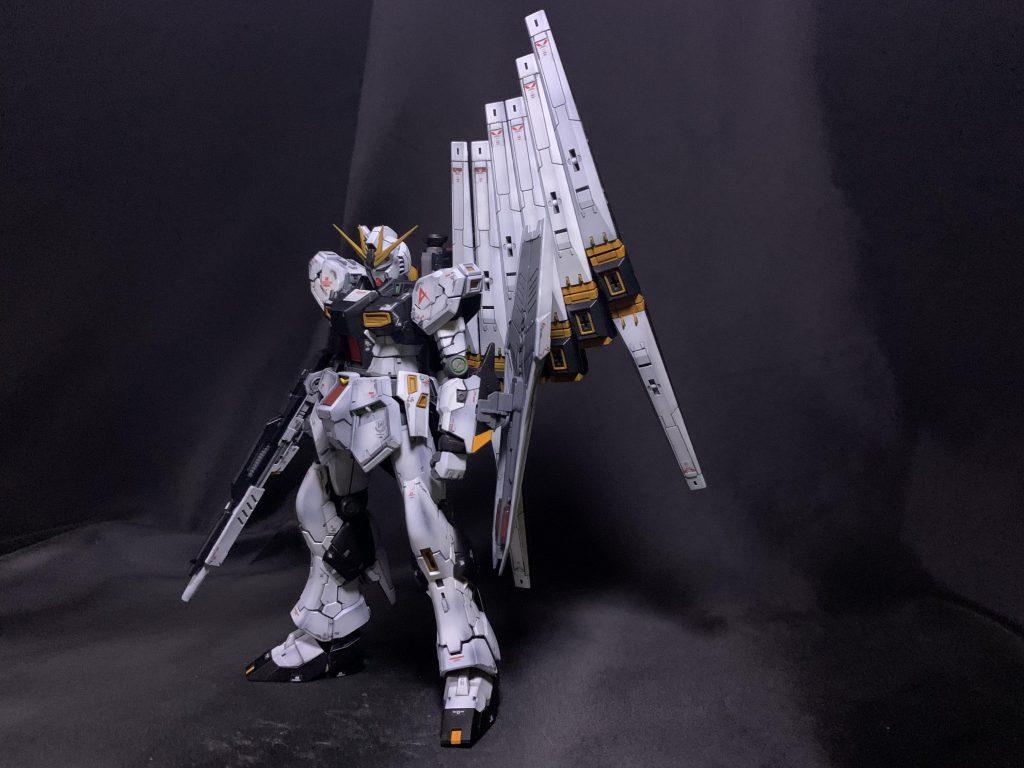 RG RX-93 νガンダム