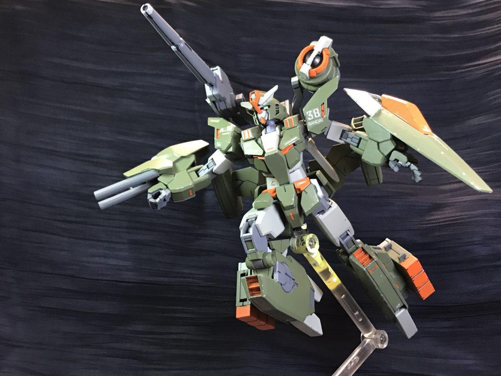ガンダムフェアチャイルド(ヴィートルー改造)