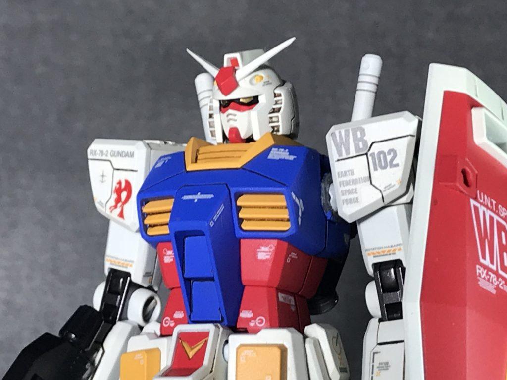 【HGUC】RX-78-2 GUNDAM【Revive】