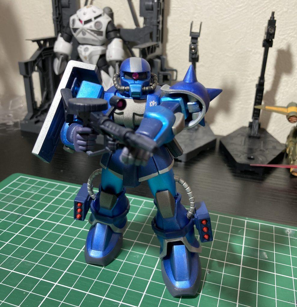 1/144 HG ザクII オリジナルカラー
