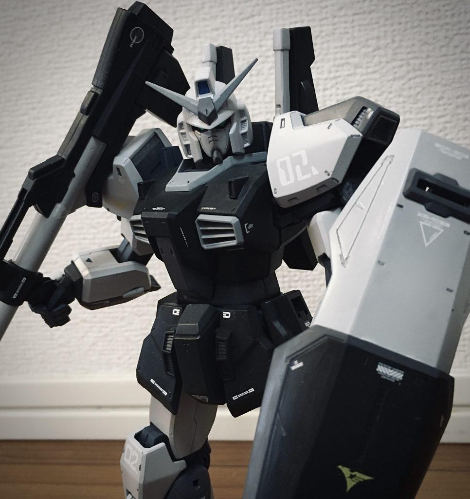 MG ガンダムMk-Ⅱ ver2.0
