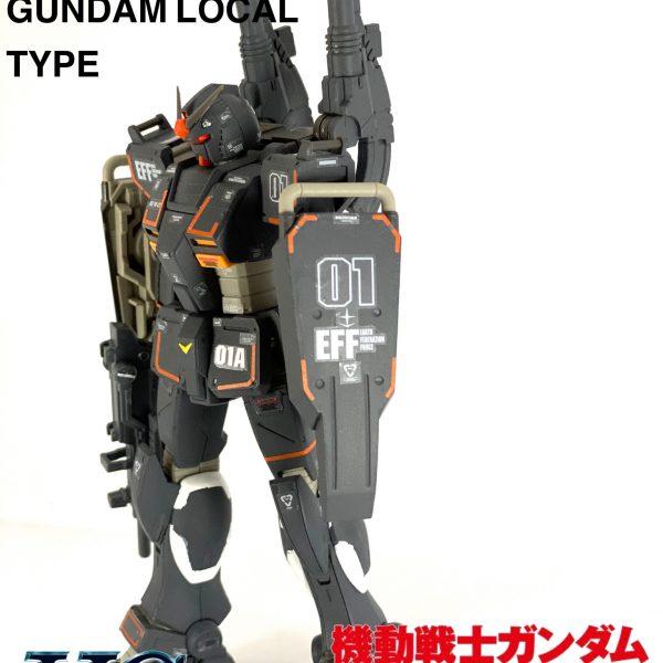 RX-78-01[N] 局地型ガンダム