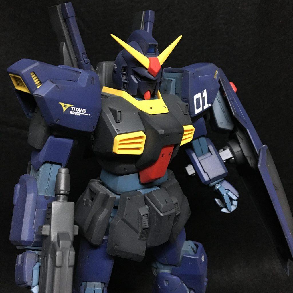 MG ガンダムMk-Ⅱ ディターンズカラー