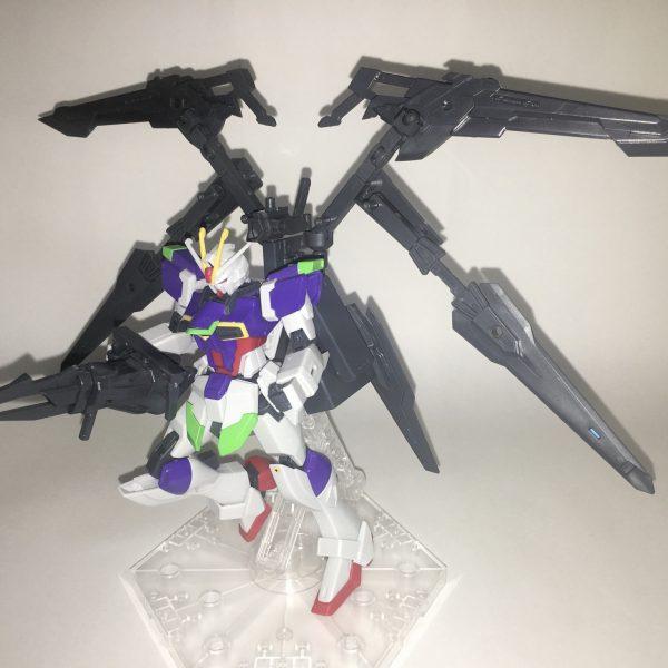 衝動の破壊者「ブレイクインパルスガンダム 2nd」