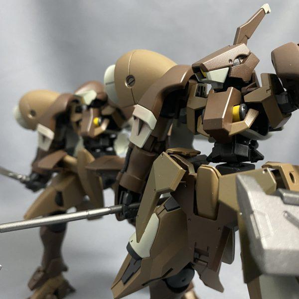 エーバー・グレイズ(指揮官型/一般型)