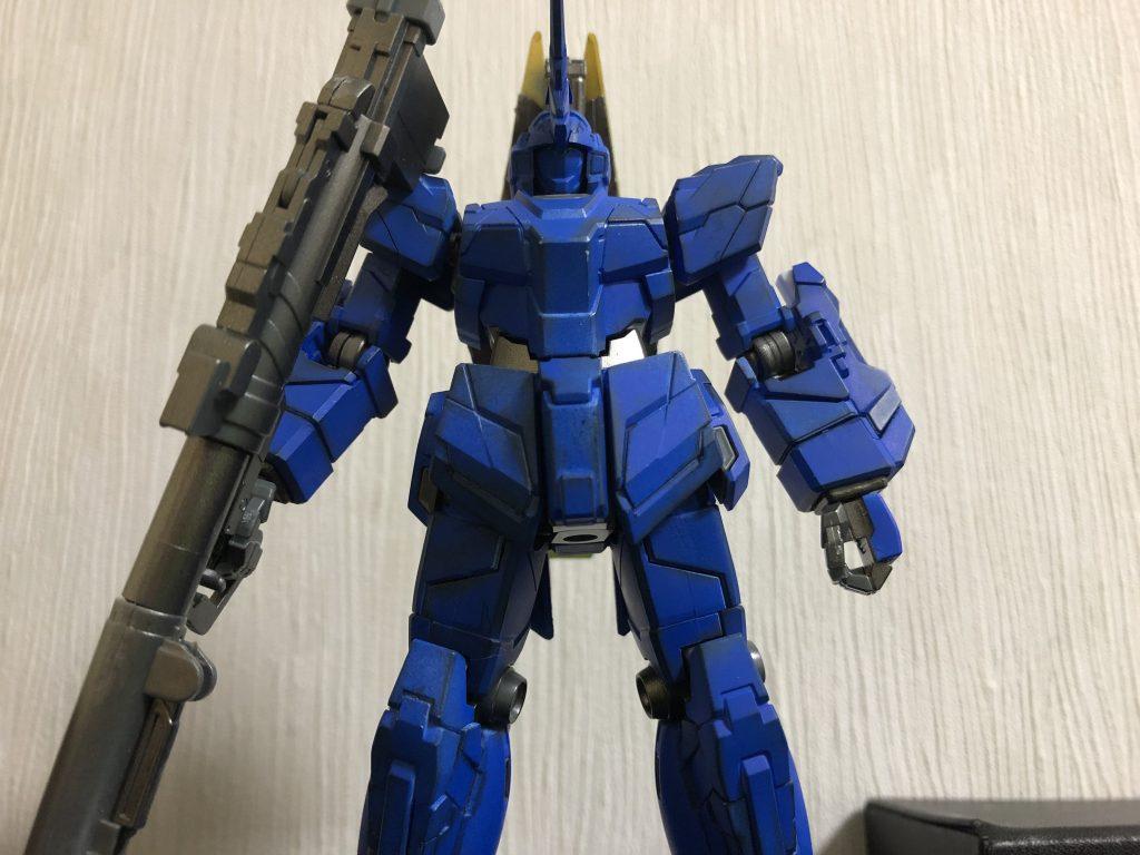 青い…ユニコーン!?