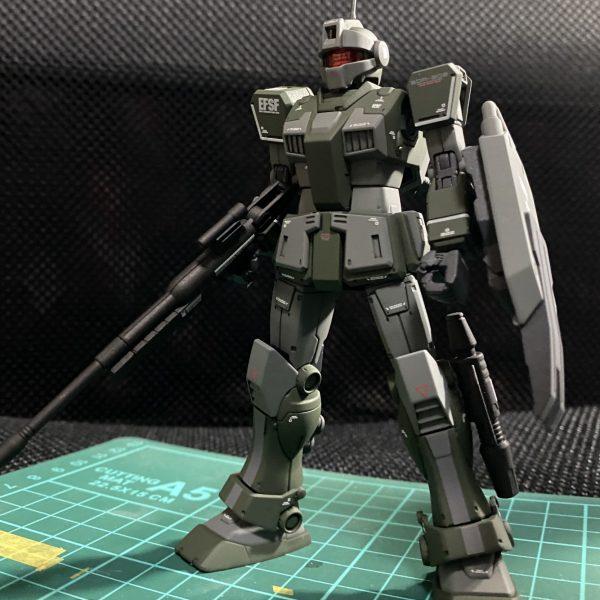 HG1/144  RGM-79SC ジムスナイパーカスタム