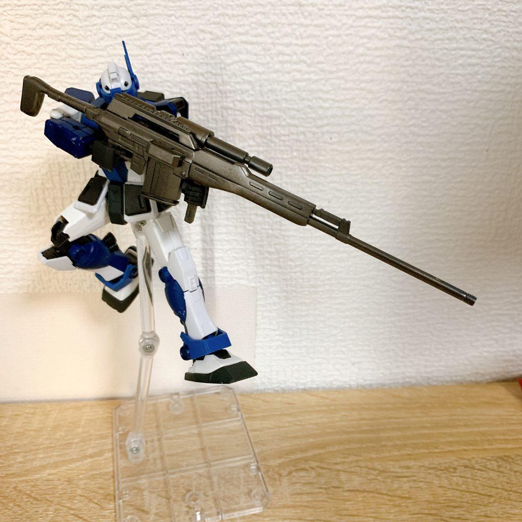 ジムスナイパーカスタム(大型狙撃ライフル装備)