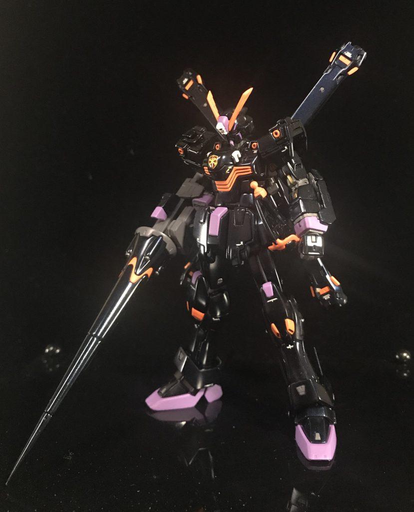RG XM-X2 クロスボーン・ガンダムX2 【gloss & mat】