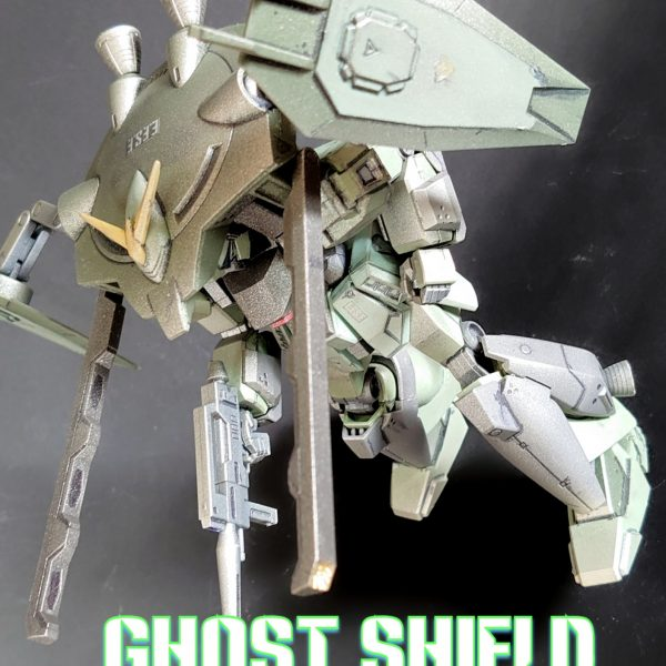 Ghost Shield:Special JEGAN