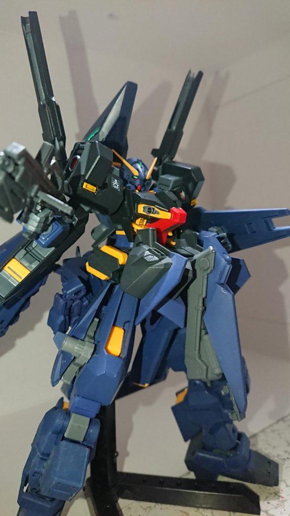 TR-6【アドバンスドウーンドウォート】2号機