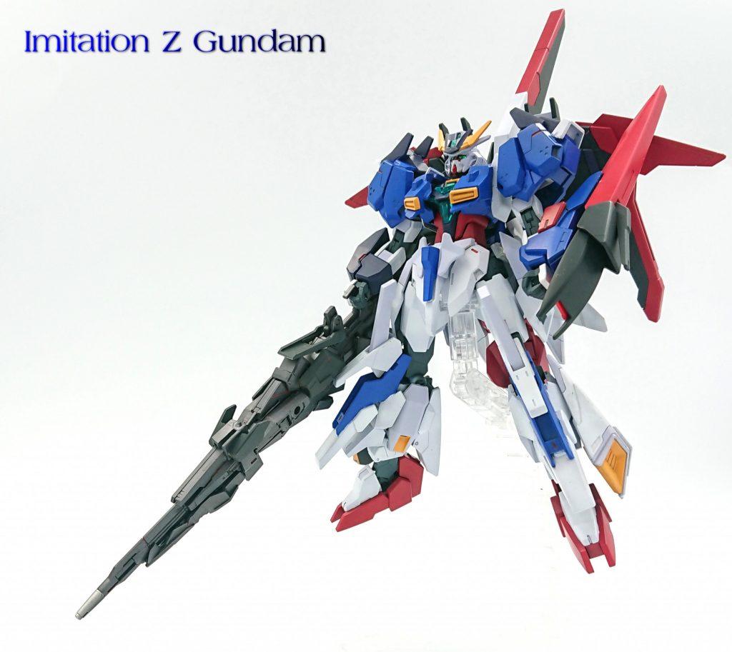Imitation Z Gundam ver.GBDR