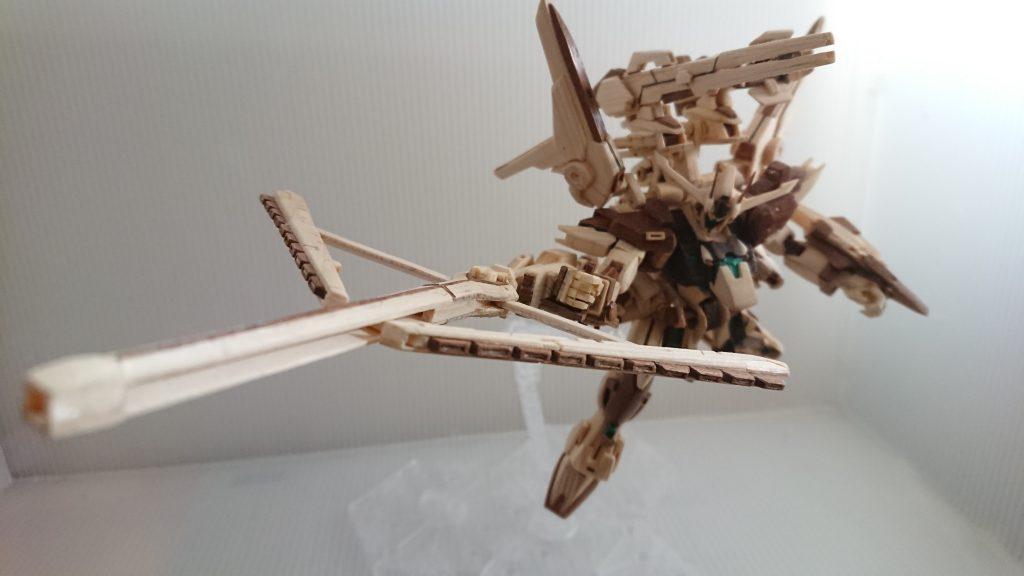 HE-91 クロスボーンガンダム 「テンペスト」