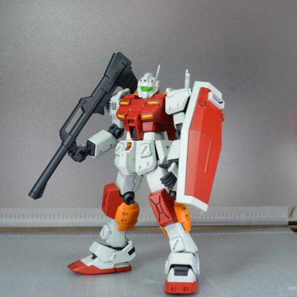 HG RGM-79 パワード・ジム