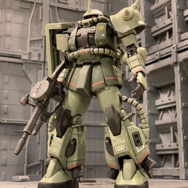 RG 高機動型ザクR-1A