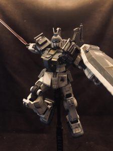 Gundam Ground Tupe-S (Thunderbolt ver.)