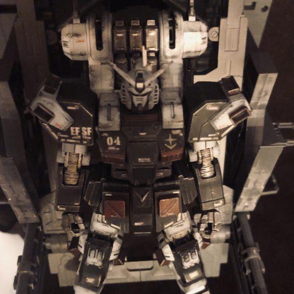 Full Armor Gundam (Thunderbolt ver.)