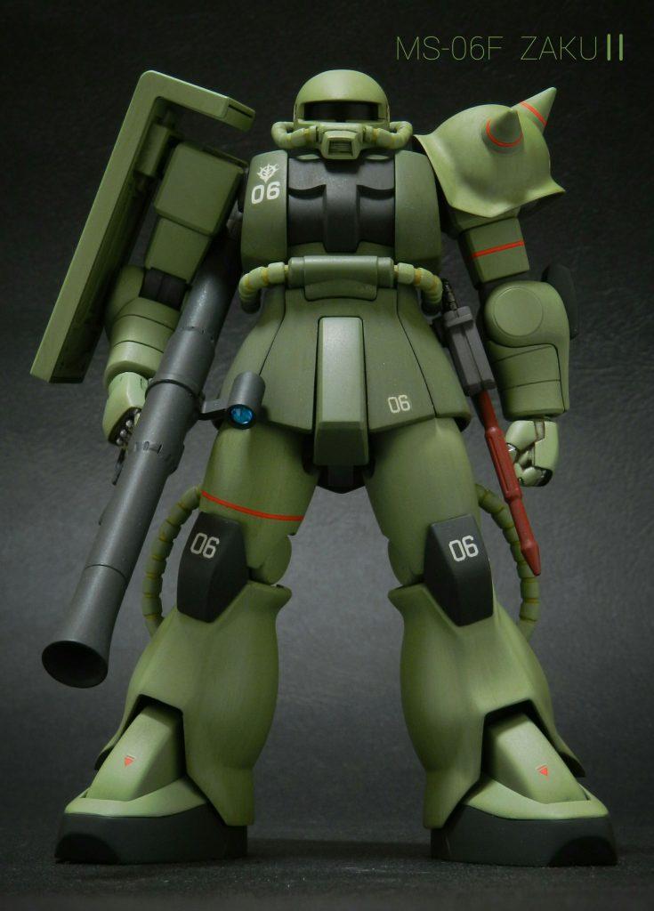 MS- 06F量産型ザク