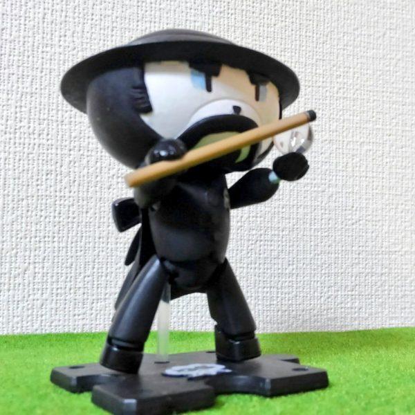 ブラック司令ッガイ(ウルトラ怪獣プチッガイシリーズ第10弾)