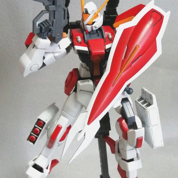 GAT-04ウィンダム 砲撃戦仕様/ガンダムフェイス