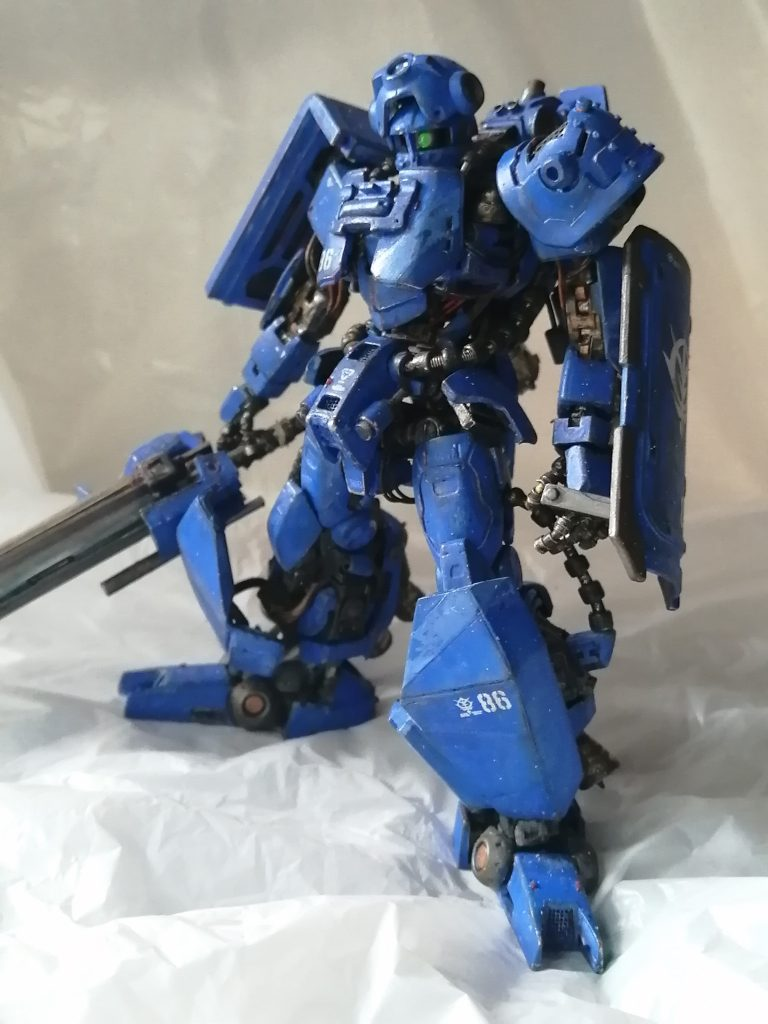 青い堕天使(ジオン軍86部隊)