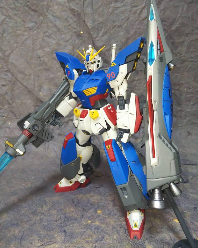 1/100MGガンダムF90Ⅱ I-type