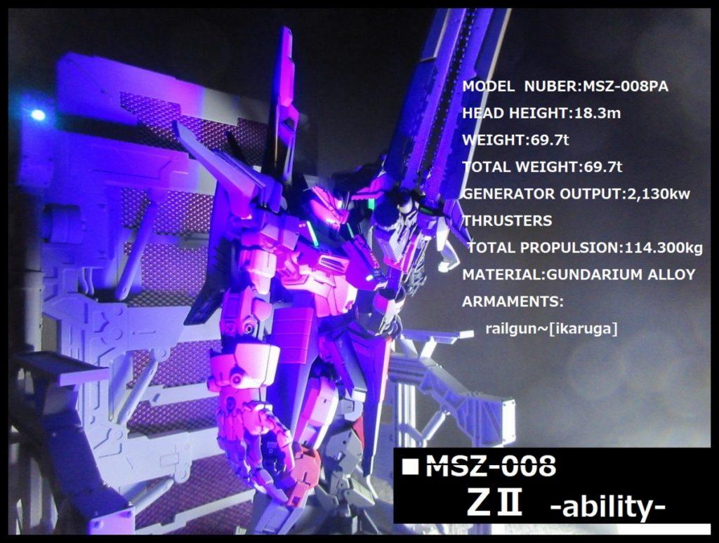 ZⅡ<ability> ゼッツーアビリティ