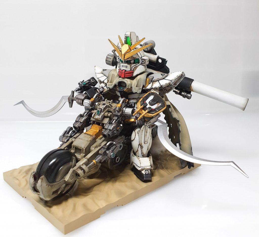 Sdx hg sandrock bike