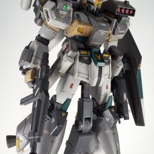 ジェガンダム 強化オプション装備 / Je-Gundam RGM-89D-RXFA