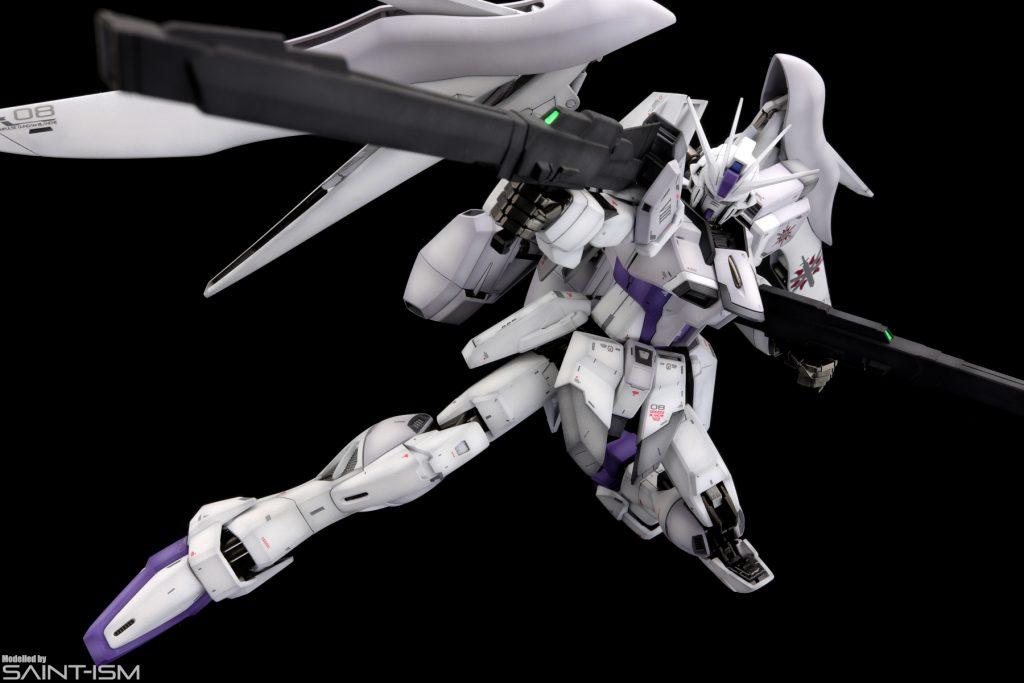 MG Impulse Gundam Blanche
