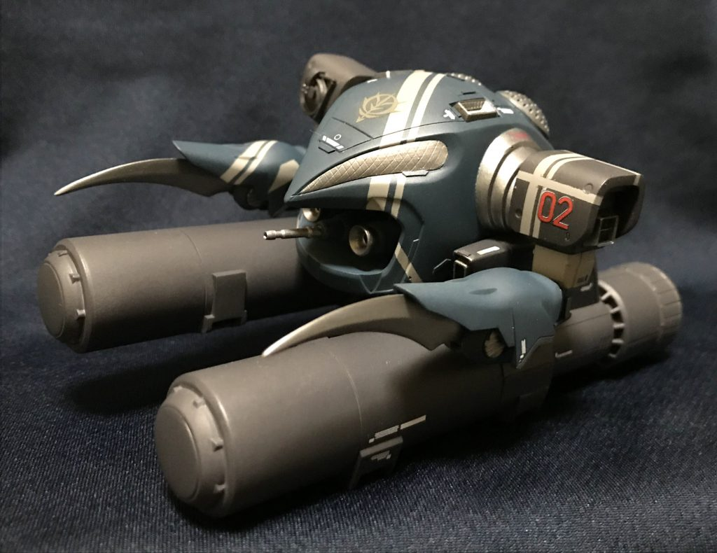 1/250 MA-04X ZAKRELLO