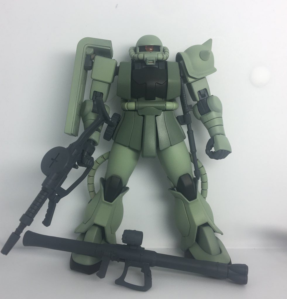 HGUC  234 ザクⅡ
