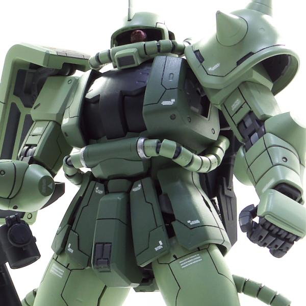 MG 高機動型ザクII ver.2.0