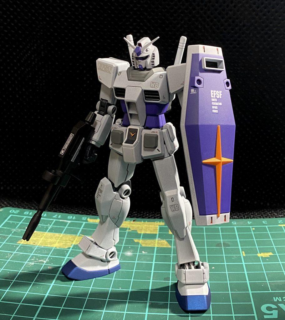 HGUC RX-78-3 G-3ガンダム