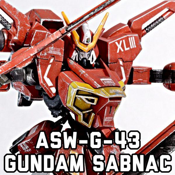 ASW-G-43 ガンダムサブナック