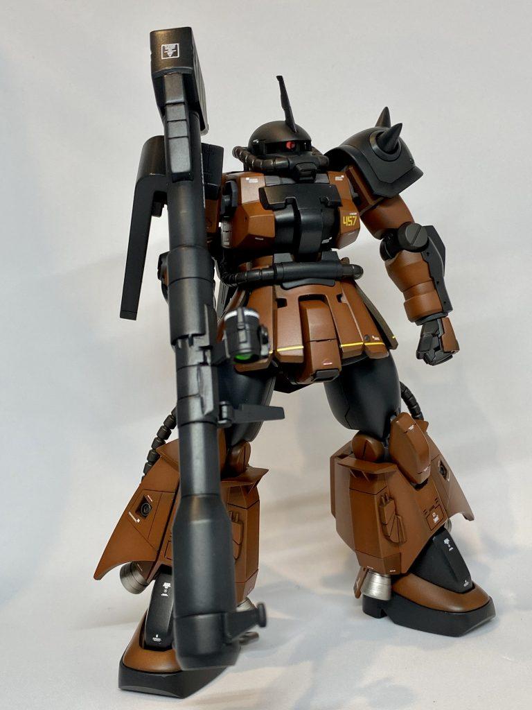 ギャビーハザード ザクR2型
