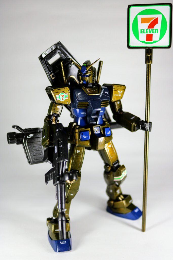セブンイレブン限定RX-78-2ガンダム