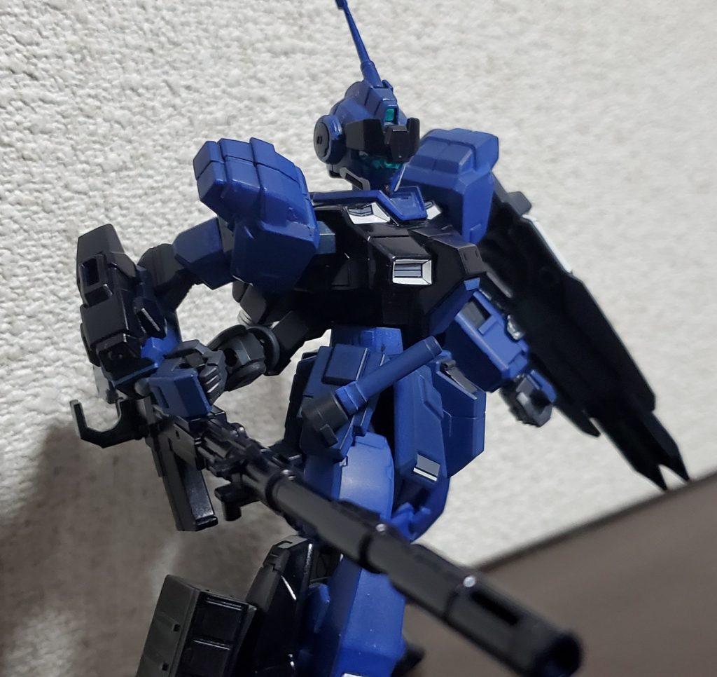 ペイルライダー(陸戦重装備仕様)