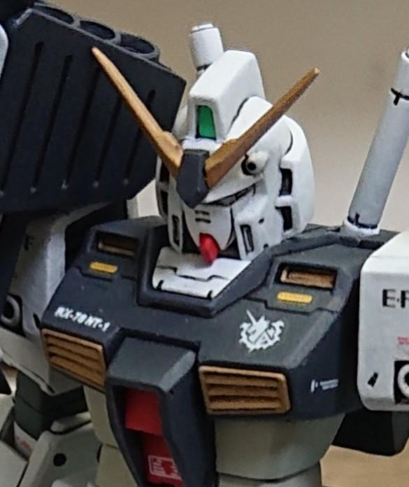 RX-78 NT-1 アレックス(ホワイトユニコーン)