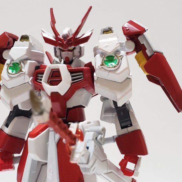 AGE-1SEKIRO(赤狼)