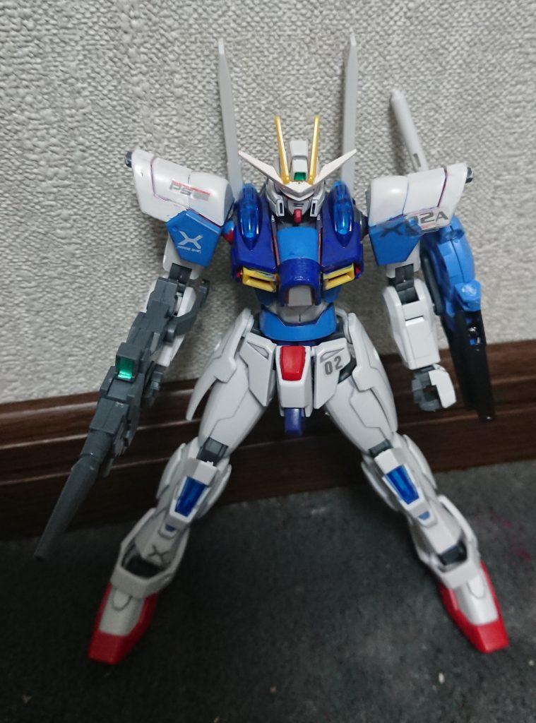 ZGMF-X02A イグニス