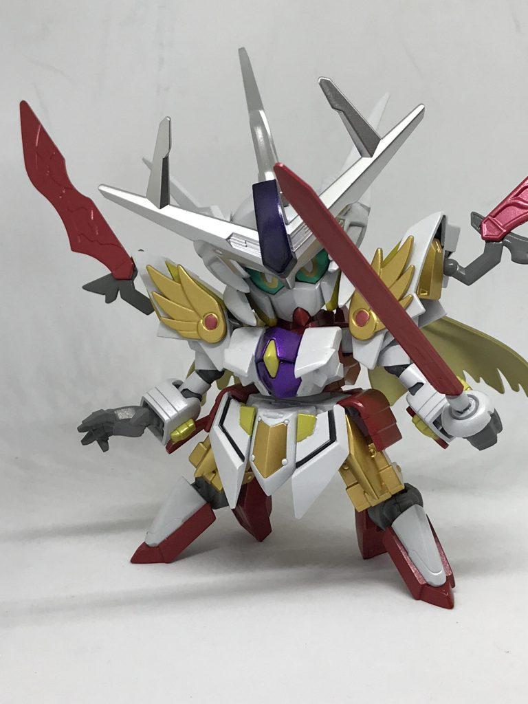 変革騎士リボーンズガンダム/呪術士リボーンズキャノン