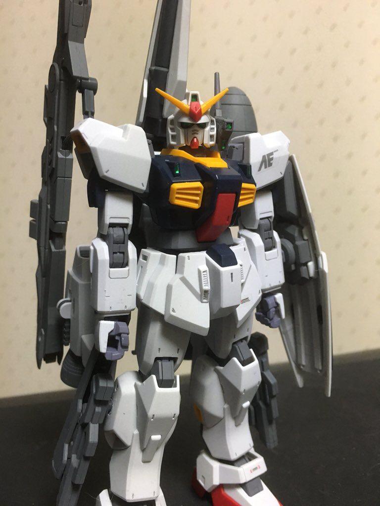 ガンダムMk-2 JYUカスタム