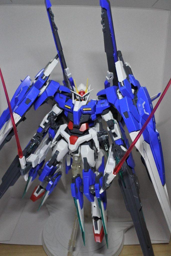 ダブルオーザンライザー7S/G(ダブルオーライザー16剣)