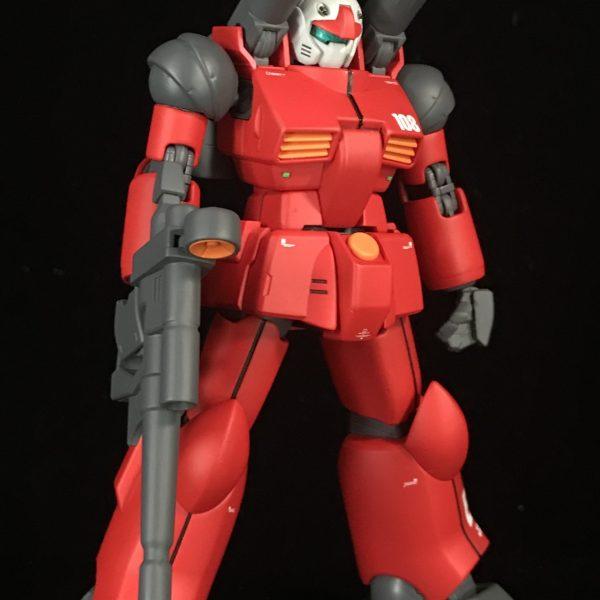 HGUC RX-77-2 GUNCANNON 【ROSSO】