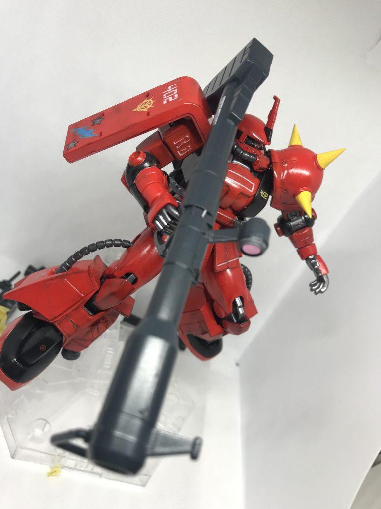 HGUC 234-EX ジョニー・ライデン専用ザクⅡ