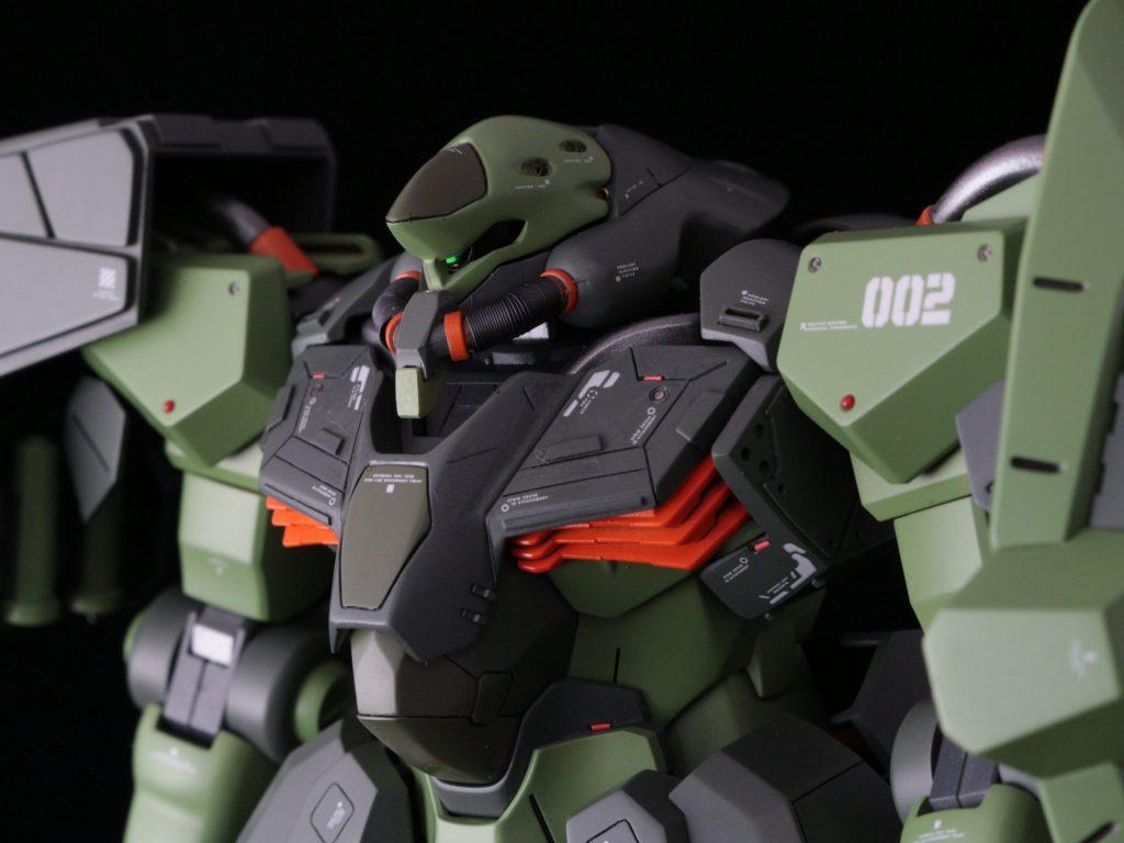 HGUC メッサーFO1型改