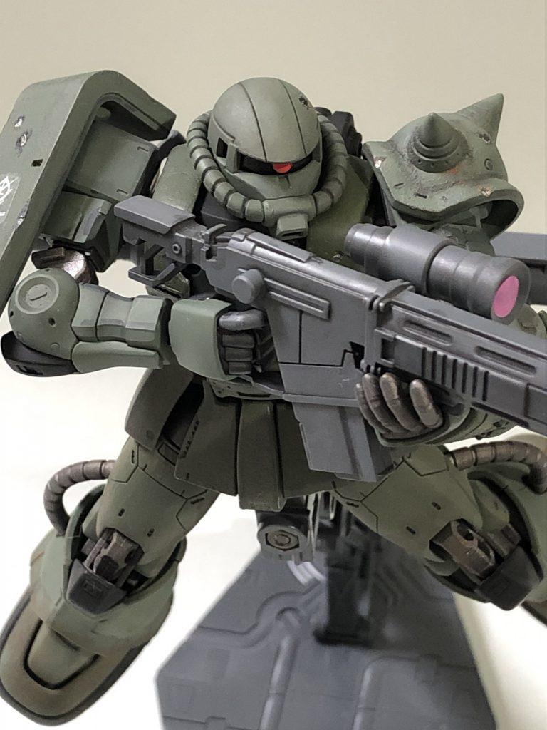 MS06C-6/R6 ZAKUⅡ