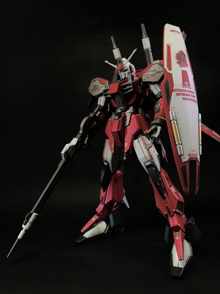 ガンダムMk-III オリジナルカラーリング